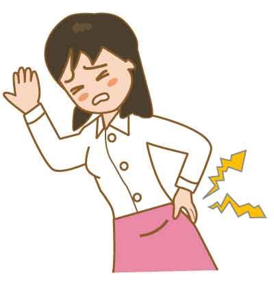 腰痛 坐骨神経痛
