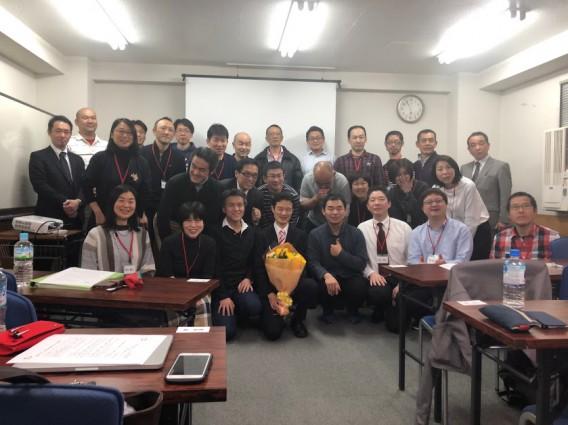 田町ICクリニック院長の勉強会で一年間学びました。