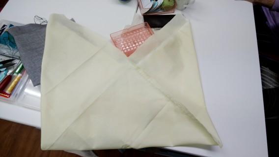 「あずま袋」作り
